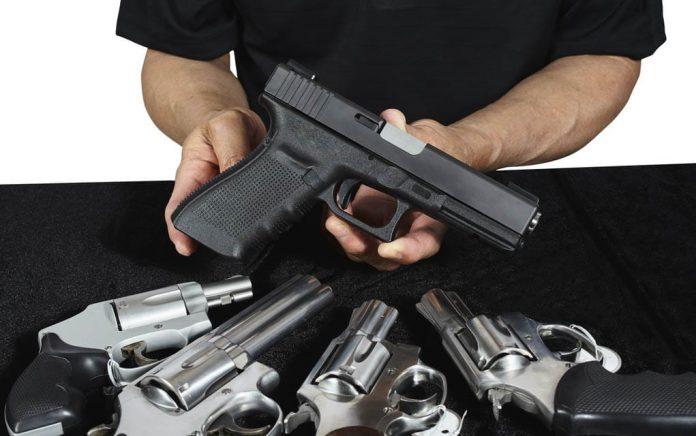 Gun Sales and Stocks Soar Amidst Global Pandemic