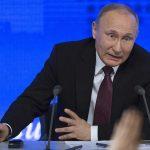 Vladimir Putin Warns of Worsening Global Instability
