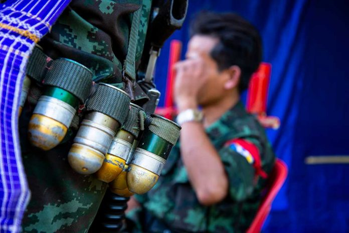 Biden White House Warns Myanmar After Coup That America Will