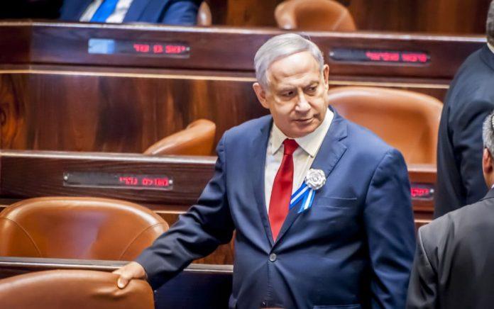 Israeli Prime Minister Enters Plea as Criminal Trial Begins