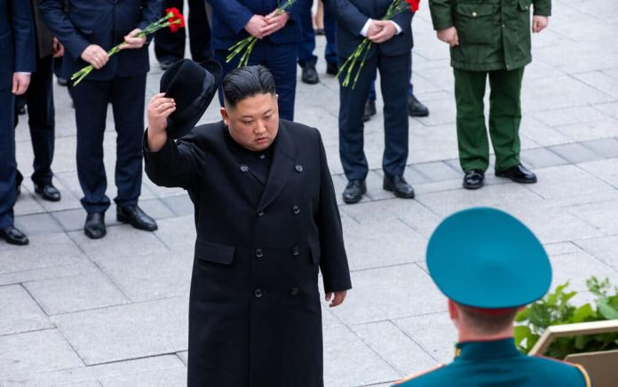 Kim Jong-un Calls For Even Harsher Rules For Military