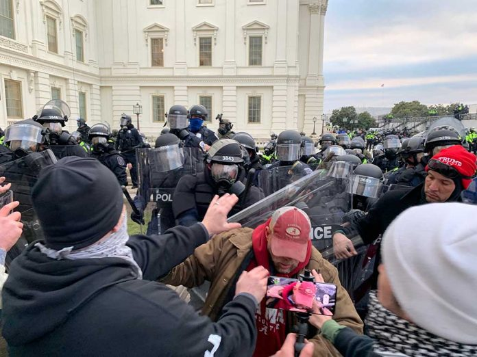 New York Times Updates False Capitol Police Report