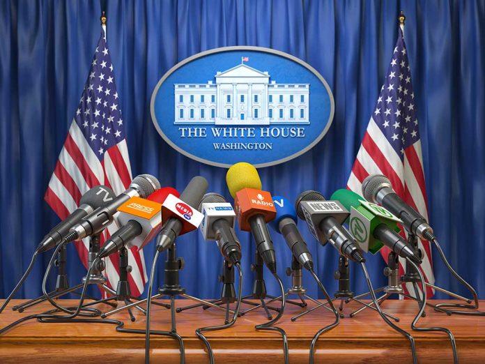 Biden's Press Secretary Laughs Off Important Question