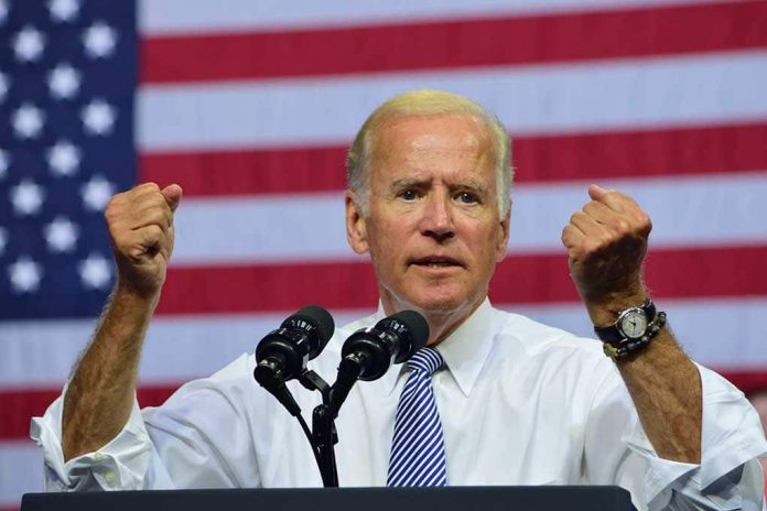 Biden Blamed for Pushing Systemic Racism