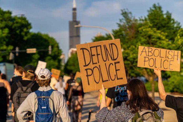 Democrats Pushing Radical Anti-Police Agenda