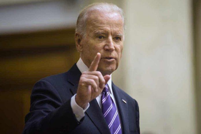 Biden Calls on Congress for Police Reform