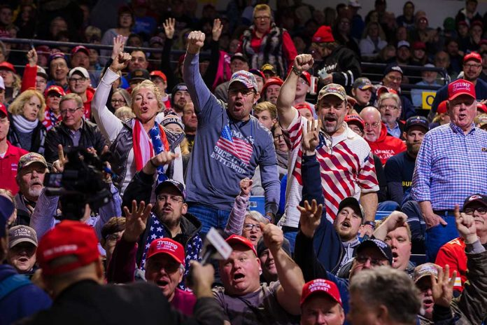 New GOP Rallies Have Thousands as Trump Supporters Unite