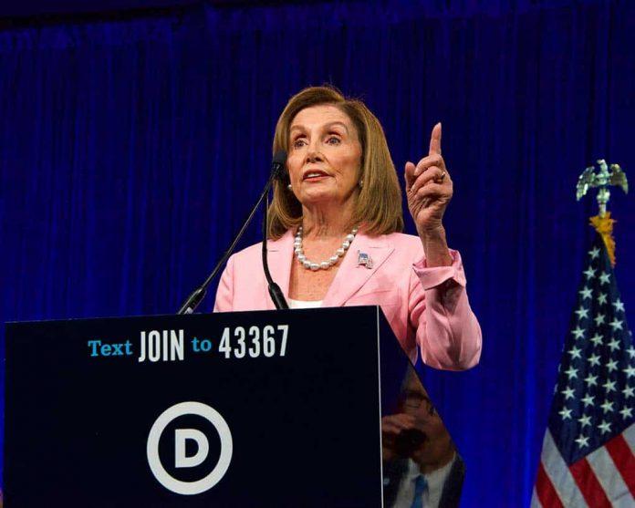 Nancy Pelosi Wants to Reinstate Mask Mandates