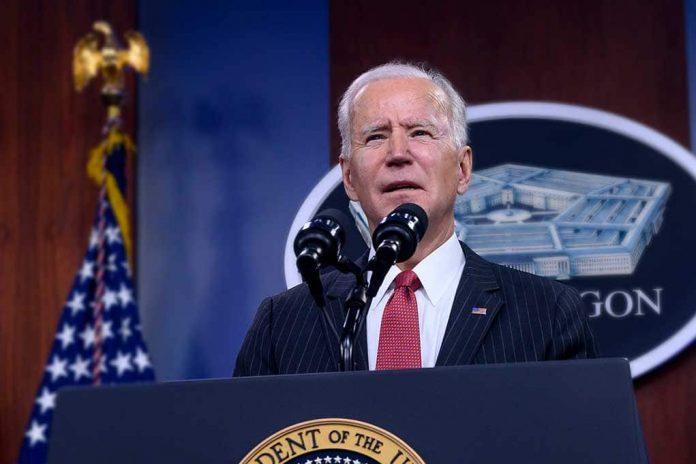 Joe Biden Caught Pushing Misleading Numbers on Americans
