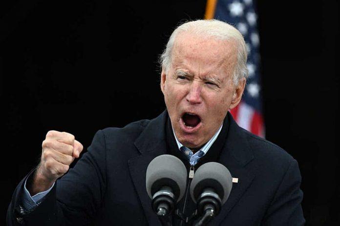 Dan Crenshaw Declares Joe Biden Is Kneeling to America's Enemies